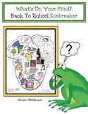 whats on your mind back to school icebreaker