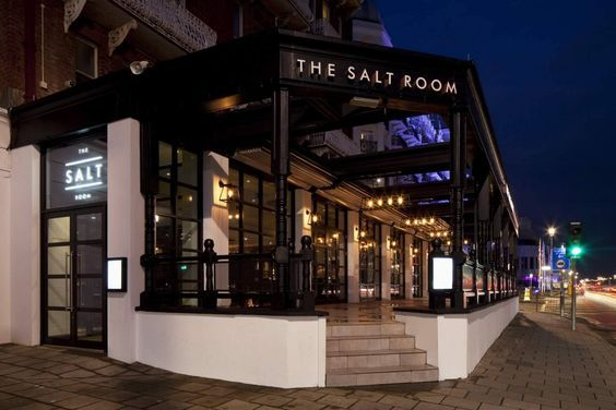 The Salt Room - Seafood Restaurant Brighton Review - One of the best restaurants on the south-coast of England.