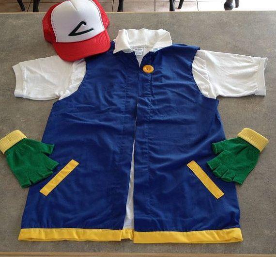 ash pokemon costume kids - Google Search