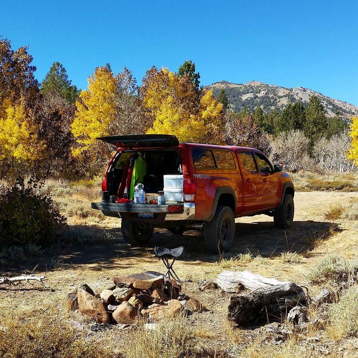 17 Best Images About Camping On Pinterest: 17 Best Images About Toyota Tundra Stuff/ Truck Camping On