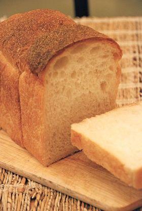 イギリスパンみたいなハードトースト
