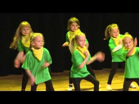 """Taniec """"Czekolada"""" Przedszkole nr 6 - YouTube"""