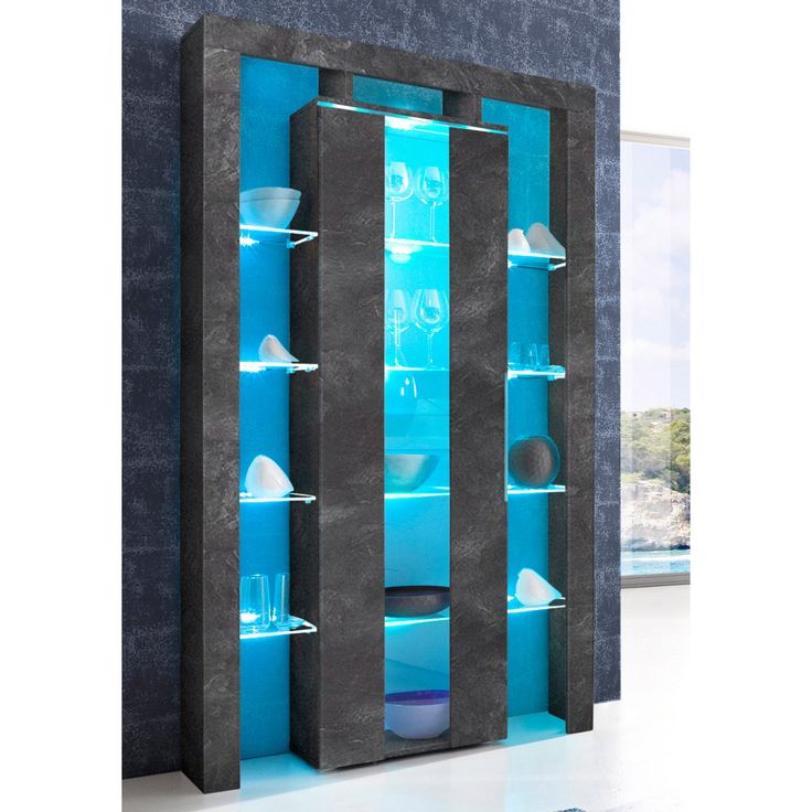 1000 id es sur le th me vitrine en verre sur pinterest petite vitrine vitrine verre et m taux. Black Bedroom Furniture Sets. Home Design Ideas