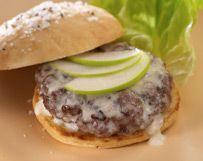 Wisconsin Cheese Fondue Burger | Wisconsin Milk Marketing Board