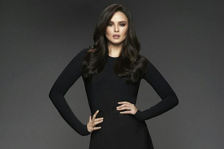 Georgina Wilson, Arthur Burnand Reveals Baby Gender On 'It Girls'