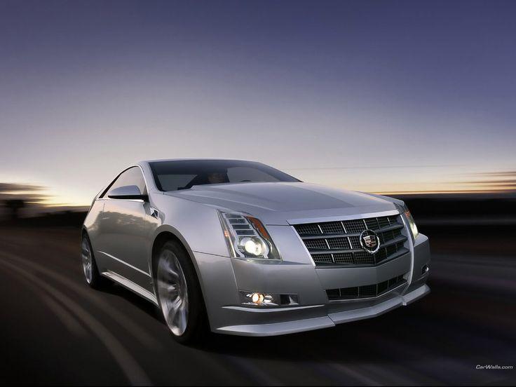 Cadillac CTS Coupe Luxury Sport Cars ~ Futuristic Cars Future
