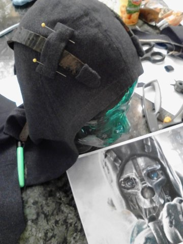 Dishonored Sweepstakes - Win a wearable replica of Corvo's mask and jacket | GamesRadar