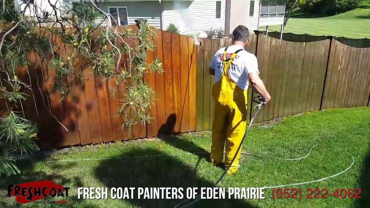 Eden Prairie Deck & Fence Painting, Fence Staining & Refinishing, Edina,...