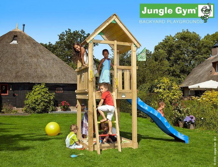 climbing frames for small gardens jungle club