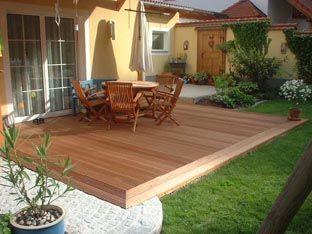 1000 ideen zu bangkirai terrassendielen auf pinterest. Black Bedroom Furniture Sets. Home Design Ideas