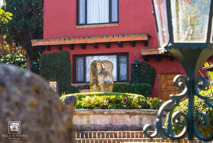 Descubre el alma de Villa Montaña y asómbrate con la belleza que encontrarás en el camino.  Reserva: 01 800 963 3100  #HotelVillaMontaña #DescubreVillaMontaña