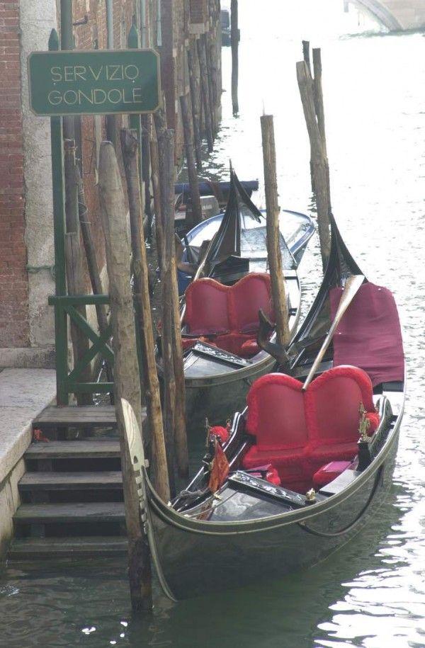 Lua de mel em Veneza, Itália. #casamento #viagens #luademel #Veneza #Itália #gôndola