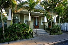 3/2 House in Old Town, Key West.  Weekly rental.  Pool. Nice decor. Off street parking.  Good $$.