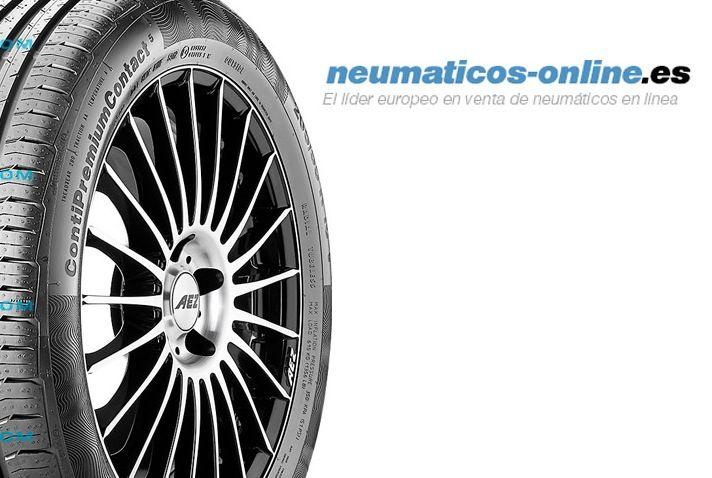Ofertas en neumáticos de verano para turismos. Te sorprenderán los precios...