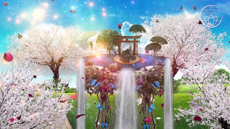 World Earth Day 2017 - World Appreciation Music, Zen Garden, Gratitude M...