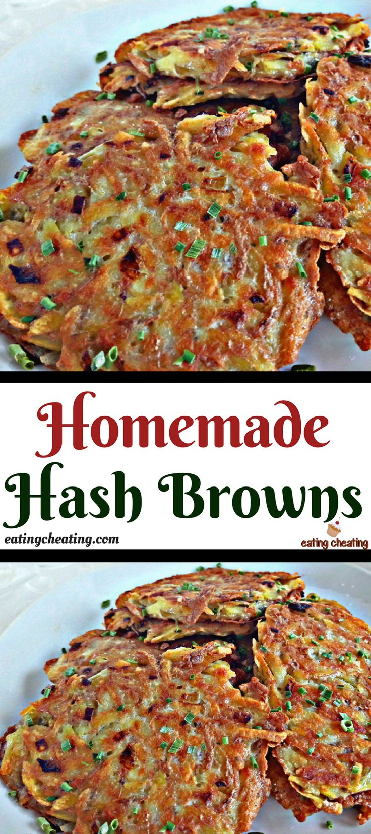 Do you want to learn how to make homemade hash browns quick and easy? Here you will see how to make homemade hash browns perfect for breakfast recipe. This hash browns can be served with some nice sauce or just with some fresh salad. Enjoy watching this recipe for the homemade hash browns!