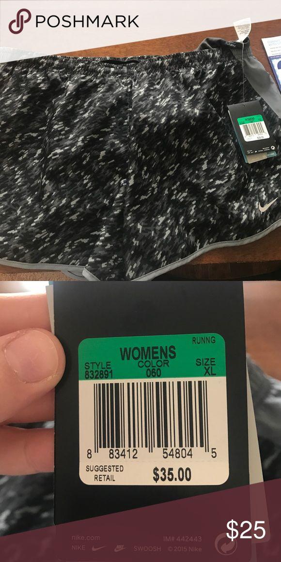 Nike Women's Training Shorts NWT Nike Women's training shorts NWT. Tags attached. Size XL. Nike Shorts