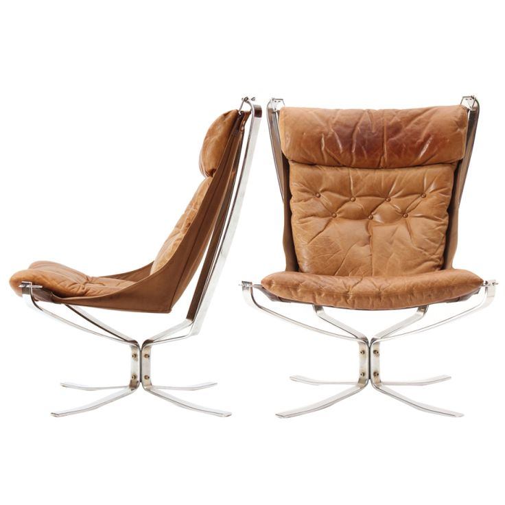 1stdibs | Falcon Chair By Sigurd Resell