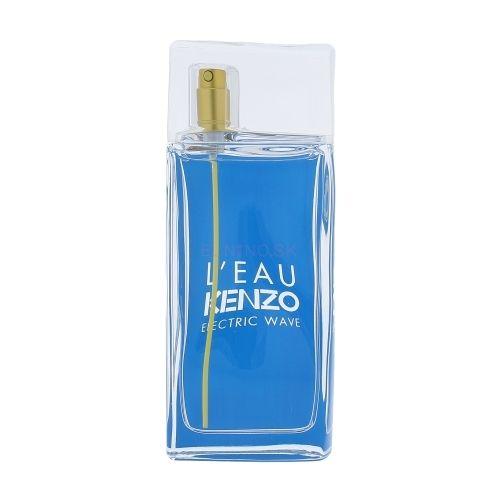 Kenzo L´eau par Kenzo Electric Wave <span>toaletná voda</span>