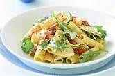 Warm chicken pasta salad main image