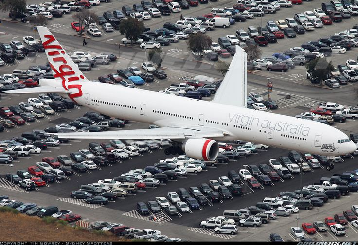 Virgin Australia Airlines VH-VPD Boeing 777-3ZG/ER aircraft picture