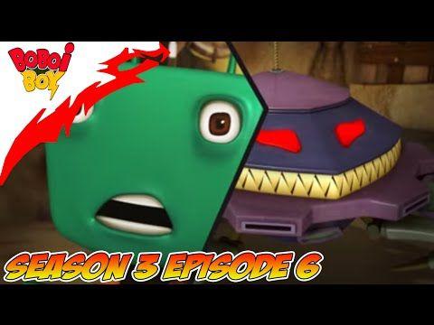 BoBoiBoy TERBARU Season 3 Episode 6: Khidmat Wak BaGa Ga FULL