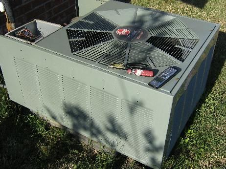 How to Change Your Condenser Fan Motor on Your Rheem Heat