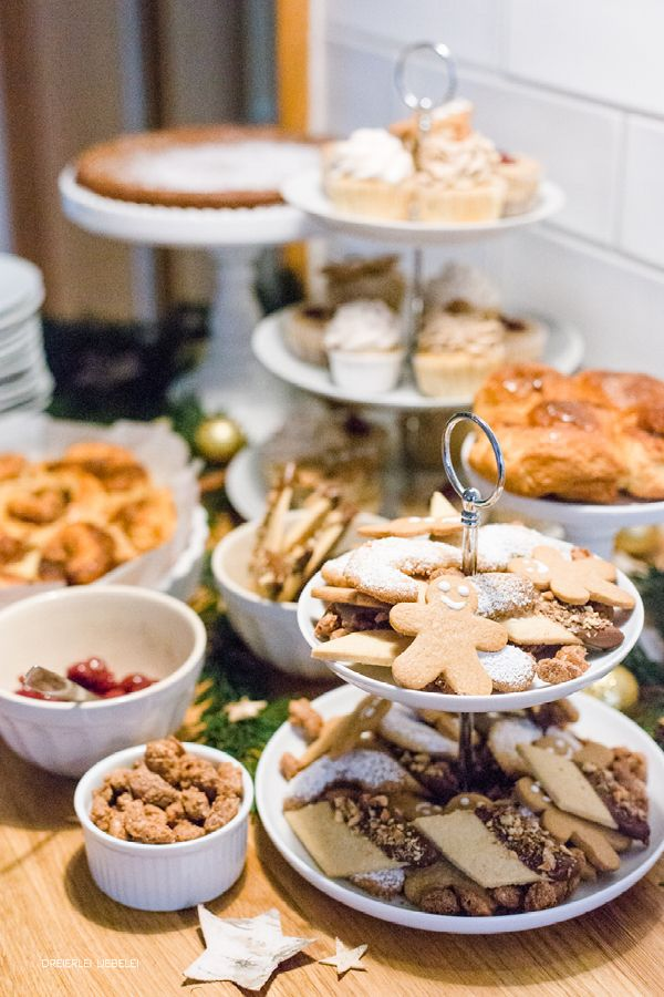 Kaffeeklatsch im Advent. Eine schöne Idee, um ein paar schöne Stunden mit Freunden und dr Familie fernab vom Weihnachtsstress zu verbringen.