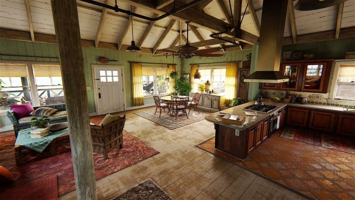 Uncharted 4 Epilogue Google Search House House Layouts Sims 4 Houses Layout