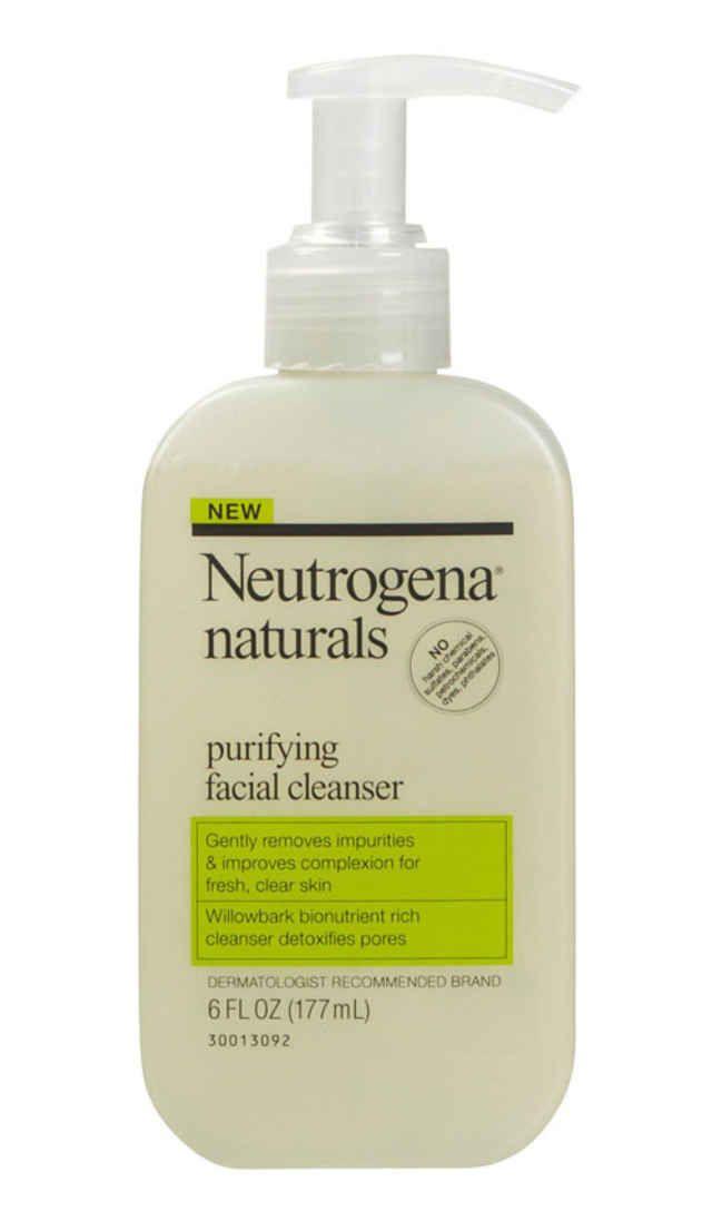 Neutrogena Naturals Purifying Facial Cleanser