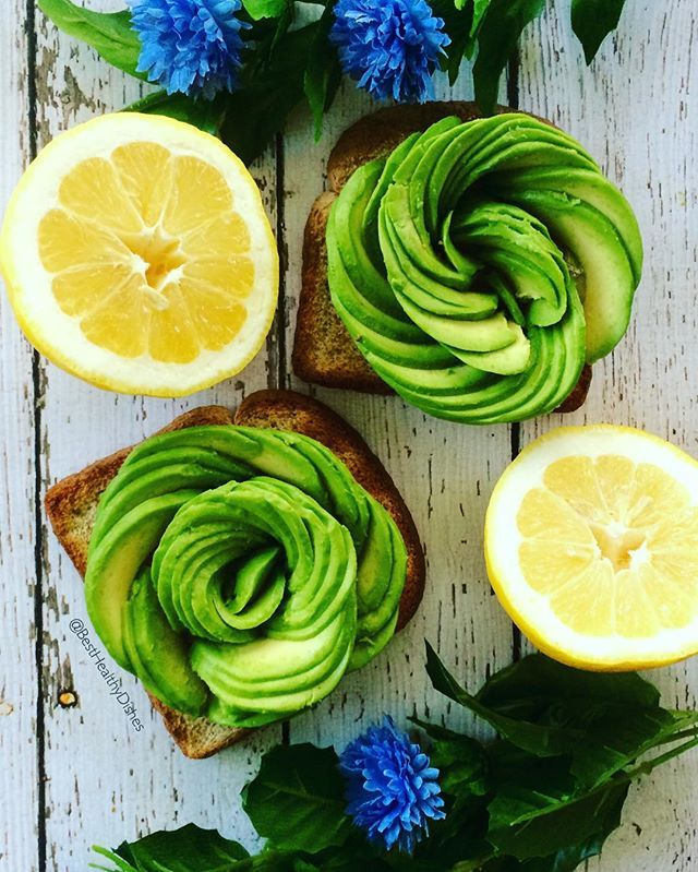 Turns out mushed up avocado on sourdough just isn't going to cut it anymore. The new way to present your avocado to the world is in rose form. Here are some of the best on Instagram.