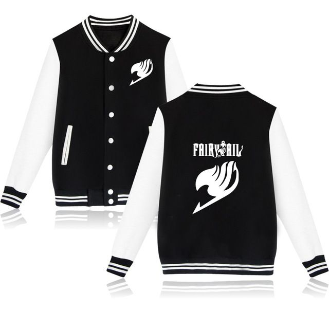 Buy now Cartoon Fairy Tail Baseball Jacket Capless Mens Hoodies And Sweatshirts Fashion Hoodies Boys Winter Classic Anime Jacket Clothes just only $17.72 with free shipping worldwide  #jacketscoatsformen Plese click on picture to see our special price for you