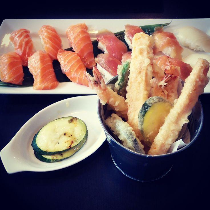 Edmonton AYCE Sushi Showdown: Zen Sushi & Grill vs. Watari Japanese Cuisine - Posted November 30, 2014 #Edmonton #restaurants #YEG #yegfood #yegeats #food #eatlocal #review #lunch #dinner #dessert #independentrestaurant #independentbusiness #Japanese #yegdt #Downtown #OldScona #WhyteAve #AlbertaCulinary #TasteAlberta #TasteAB #sushi #tempura #AYCE #124Street