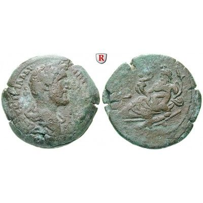 Römische Provinzialprägungen, Ägypten, Alexandria, Antoninus Pius, Drachme Jahr 13 = 149-150, f.ss: Ägypten, Alexandria. AE-Drachme… #coins