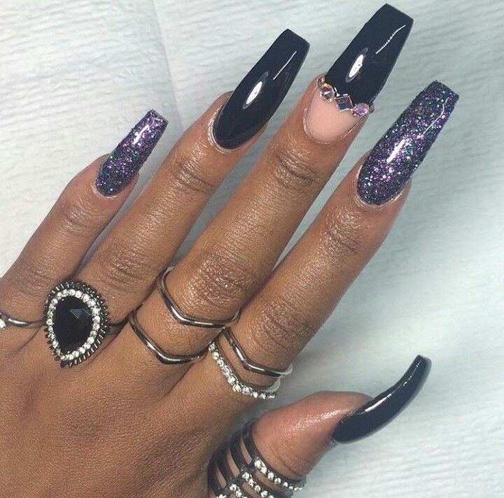486 best Nails black women images on Pinterest | Belle nails ...