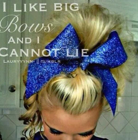 Too old to do it now but i still love to watch cheerleading!!! << this comment, if only we had a good coach, and I didn't have a job, College Cheering could happen
