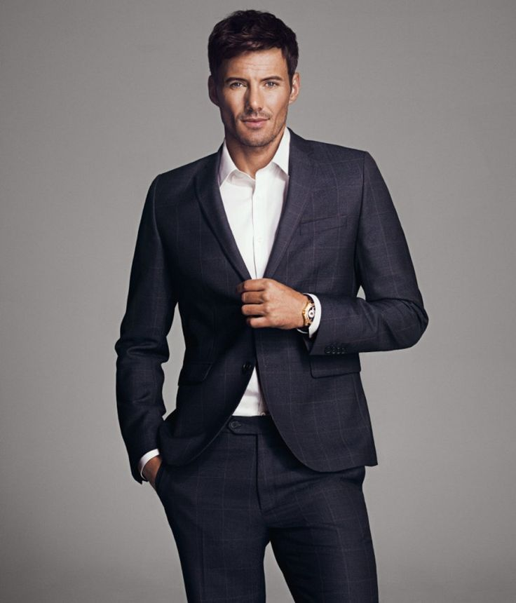 88 best Suave Gentlemans Fashion images on Pinterest   Tailored ...