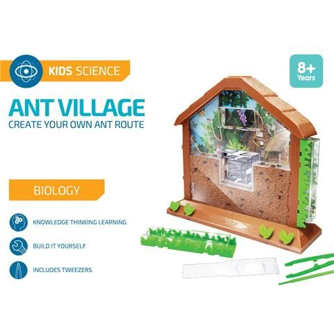 ant Village science 1833
