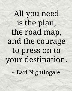 Great Earl Nightingale quote!