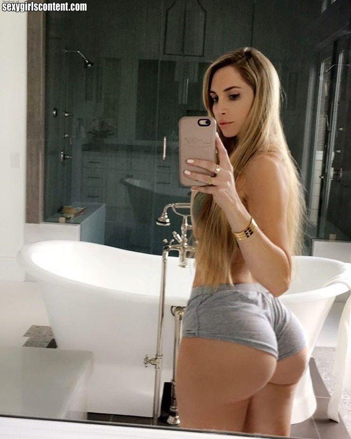 cute blonde teen big ass