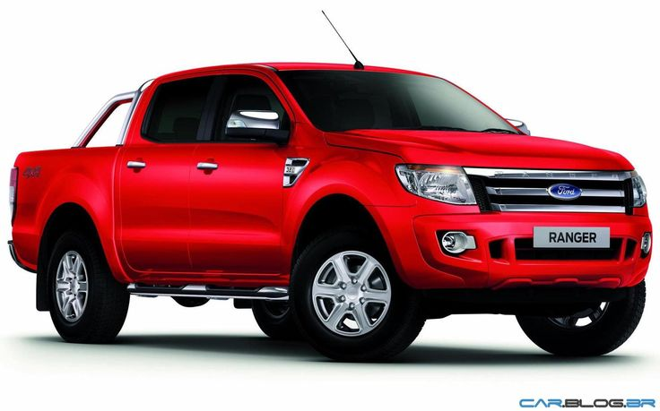 Nova Ford Ranger XLT Limited 3.2 Diesel Car Picture - Car HD Wallpaper