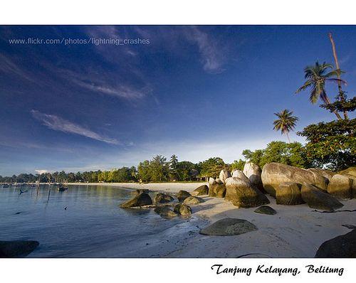 Tanjung Kelayang - Belitung