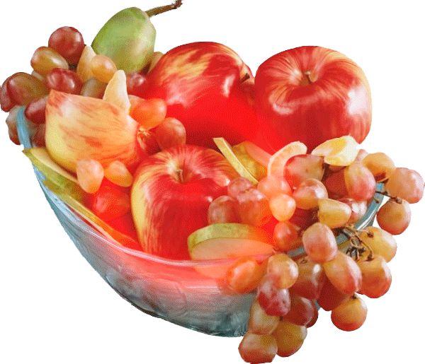 Анимации картинки фрукты