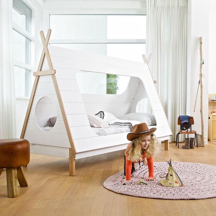 tipi lit kids pinterest chambre garcon chambres et d co. Black Bedroom Furniture Sets. Home Design Ideas