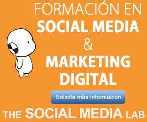 Contrata la Formación en Social Media y en Marketing Digital con Antonio Vallejo Chanal. Más información