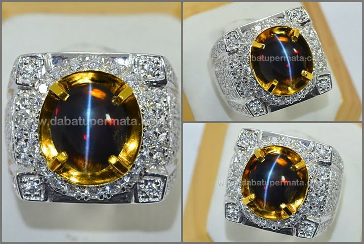 Elegant ALEXANDRITE CAT'S EYE Merah. No Heat Code:CE 120  Nama:CAT'S EYE Asal/Origin:Sri Lanka Berat Batu:4.46 ct Berat Total:18.3 gr Size/Ukuran:11.1 x 9.4 x 4.6 mm Shape/Bentuk:Oval Transparancy:Transparant Warna/Color:Redish Brown Clarity:Slightly Inclusion Cutting Style:Cabochon Ring/Kernagka:Rhodium Silver Com + Cz Phenomena:Chotoyancy Comment: - Natural No Treatment   - Crystal Mulus   - Change Hot Red, Antik!!!