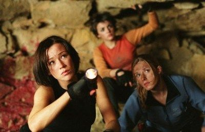 The Descent 2005, one of the movies to make our list of the 10 best horror films of the 21st century (so far).