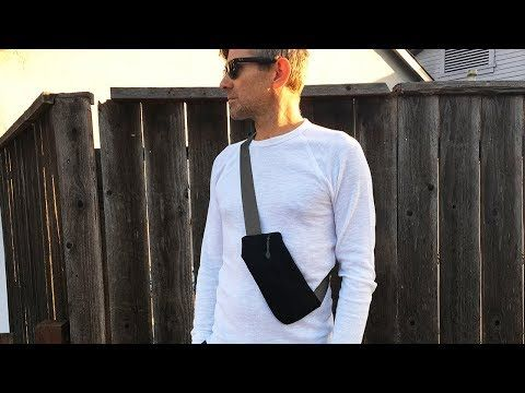 What's like a fanny pack but slimmer & versatile-r?