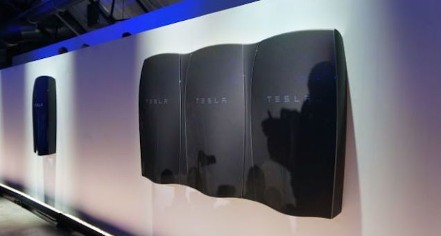 Everything You Need to Know About Tesla's New Household Batteries, called a 'Power Wall'