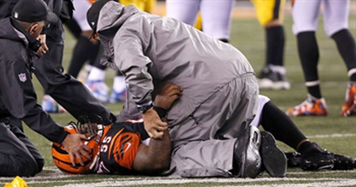 Cris Carter reacts to the dirty play in the Steelers – Bengals game: 'That's not what competition is about'